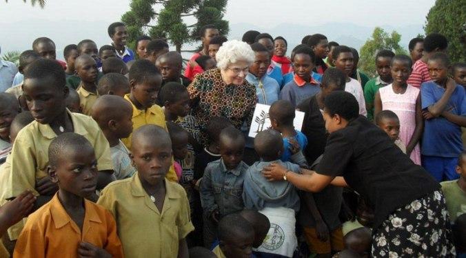 Marie-Marcelle-Rwanda