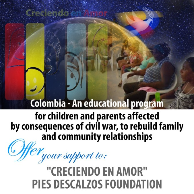Offer your support to the finalists in the peace and nonviolence