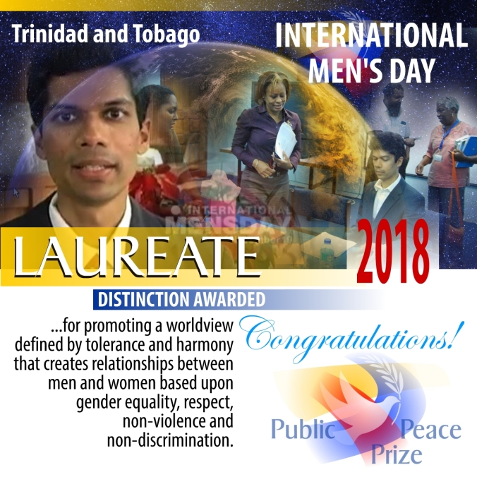 INTERNATIONAL MEN DAY PPP 2018