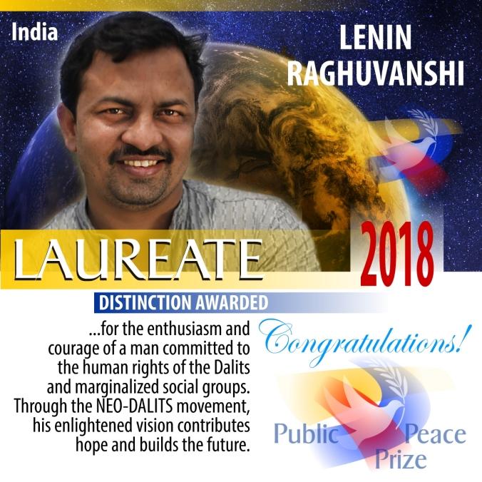 Lenin Raghuvanshi PPP 2018